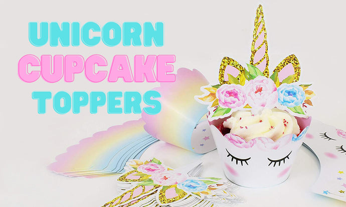 10 BEST Unicorn Cupcake Toppers [2021]