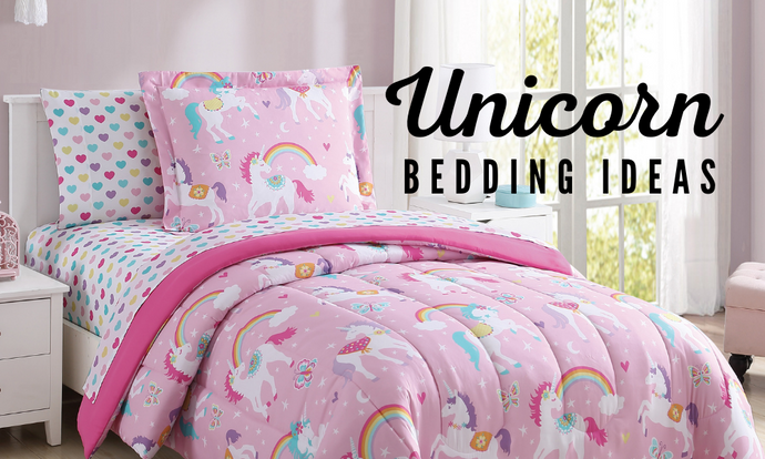 11 Best Unicorn Bedding Sets For 2021