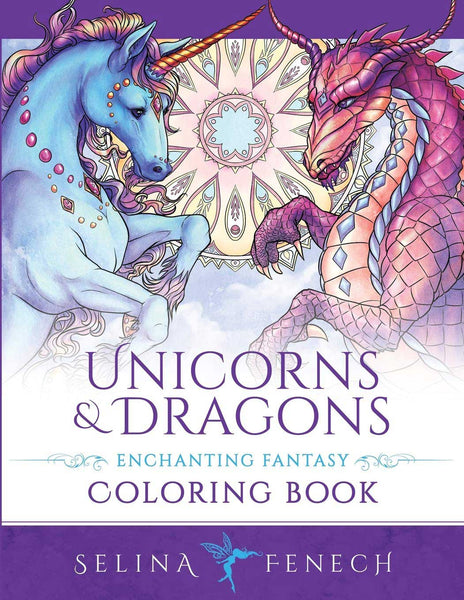 best unicorn coloring books for adults