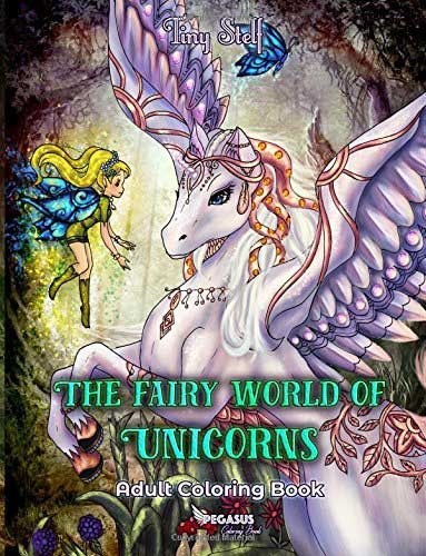 best unicorn coloring pages and coloring books