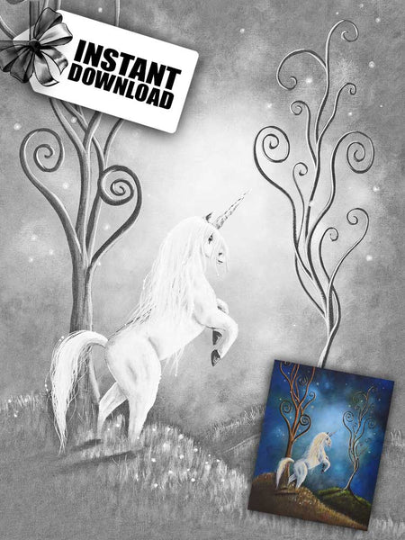 best unicorn coloring pages for adults