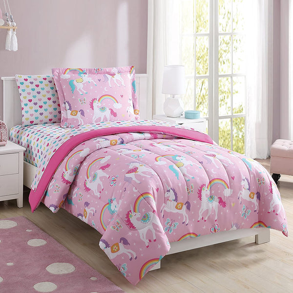 gifts for unicorn lovers bedding