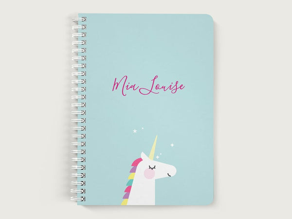 gift ideas for unicorn lovers handmade stationery