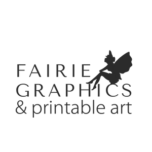 Fairie Graphics & Printable Art