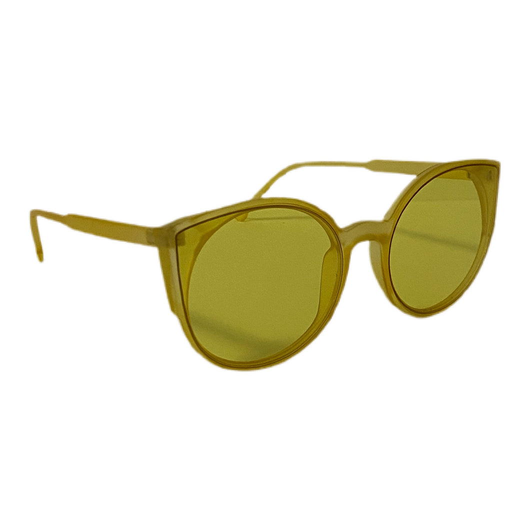 Colorful Cat Eye Retro Sunglasses (6 colors)
