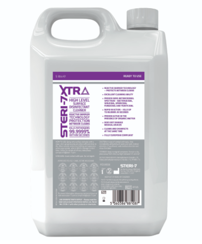 Steri-7 XTRA ready to use 5L