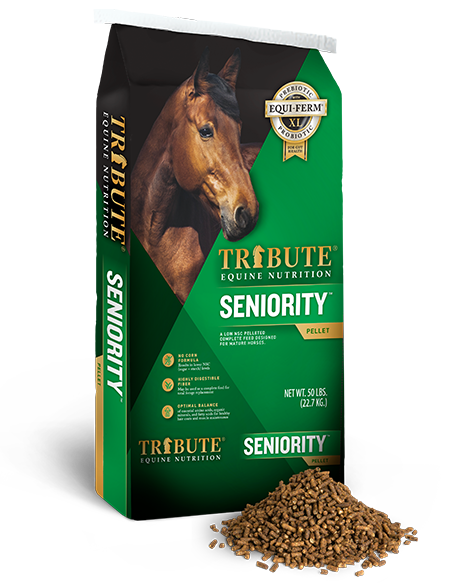 Tribute Seniority™ Pellet