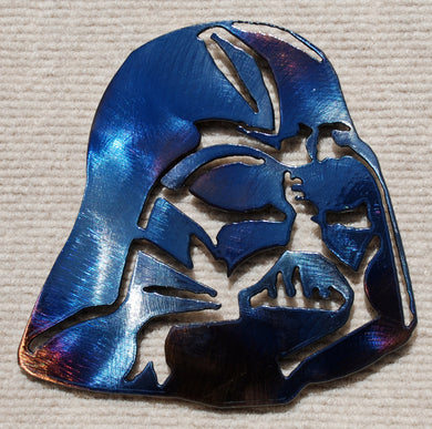 Darth Vader Metal Art - Mountain Metal Arts