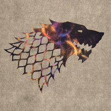 Load image into Gallery viewer, Game of Thrones Stark House Wolf Metal Art (#142)