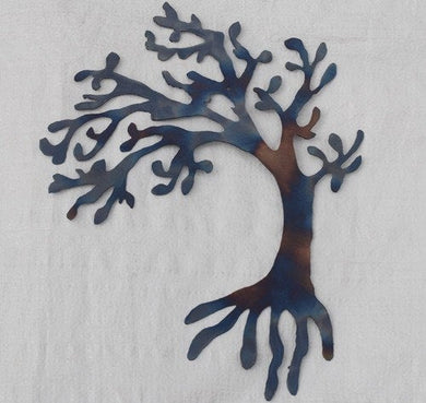 Tree of Life Metal Wall Art - Mountain Metal Arts