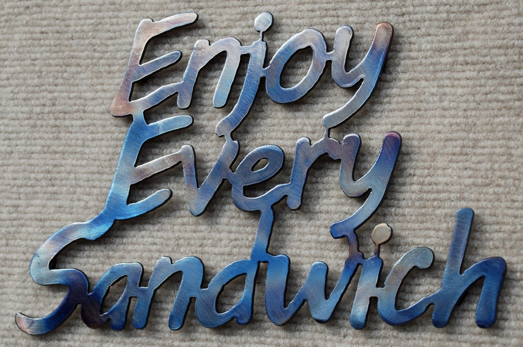 Enjoy Every Sandwich - Warren Zevon Quote - 11