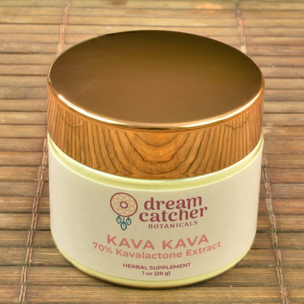 Vanuatu Kava Kava (Piper methysticum) 70% Kavalactones Extract Powder Relaxations, Stress, Tension relief, Calmness, Deep Sleep