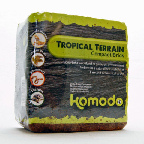 Komodo Tropical Terrain Small Brick