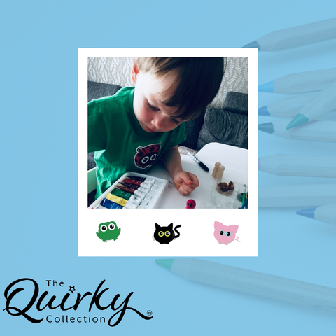 Boost your child's imagination at The Quirky Collection
