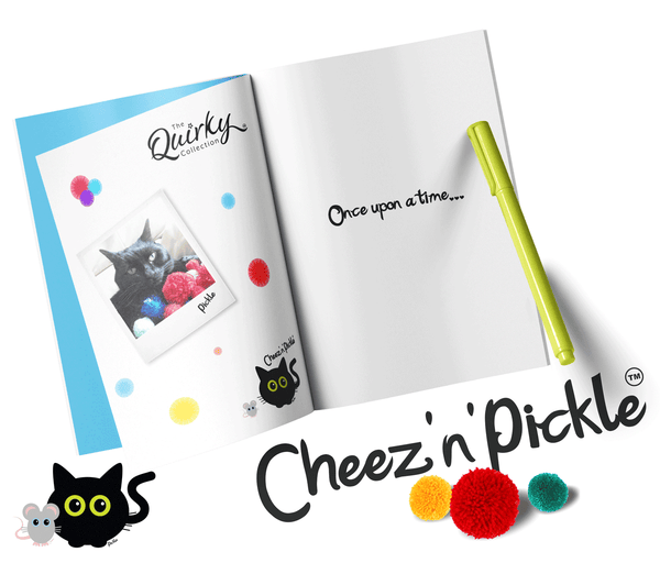 The Story Behind Our Cheez n Pickle Range at The Quirky Collection