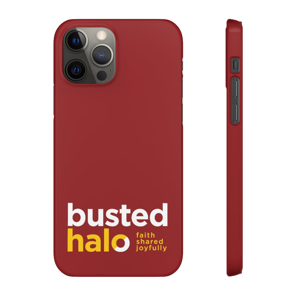 Busted Halo Phone Case