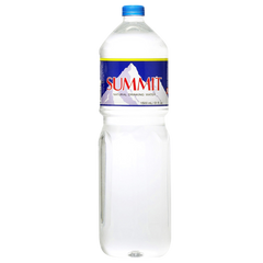 Summit Natural Drinking Water (1.5L x 12 bottles)