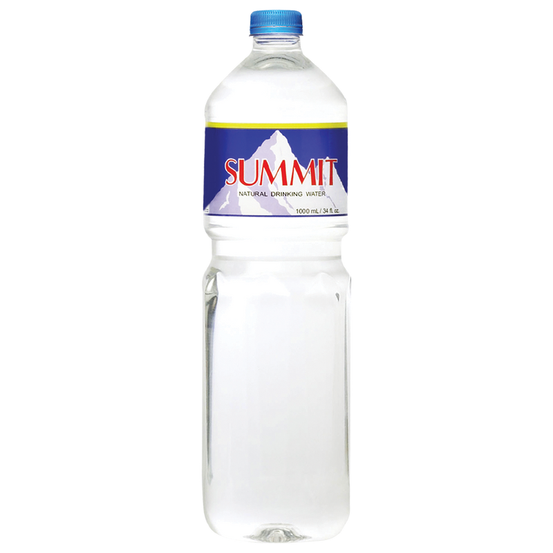 Summit Natural Drinking Water (1L x 12 bottles)