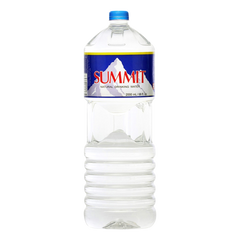 Summit Natural Drinking Water (2L x 6 bottles)