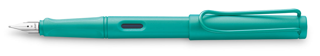 LAMY Safari Fountain Pen | Aquamarine