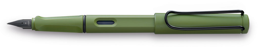 LAMY Safari Fountain Pen | Savannah Green