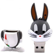 Load image into Gallery viewer, Pankreeti Rabbit Bugs Bunny  Pen Drive