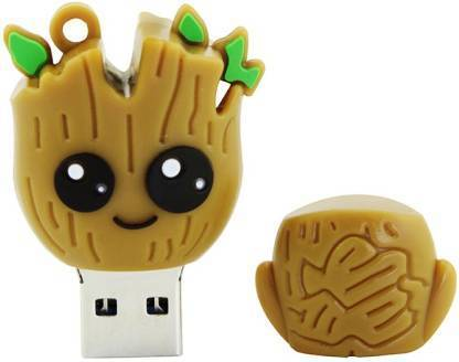 Pankreeti PKT526 Groot Guardian of the Galaxy  Pen Drive