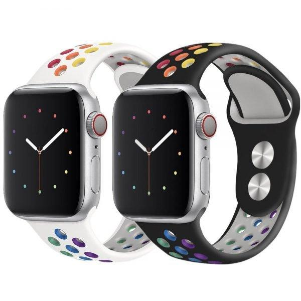 Pride Edition Silicone  smart Watch