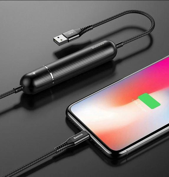 Power Bank and Charging Cable Better Together!
