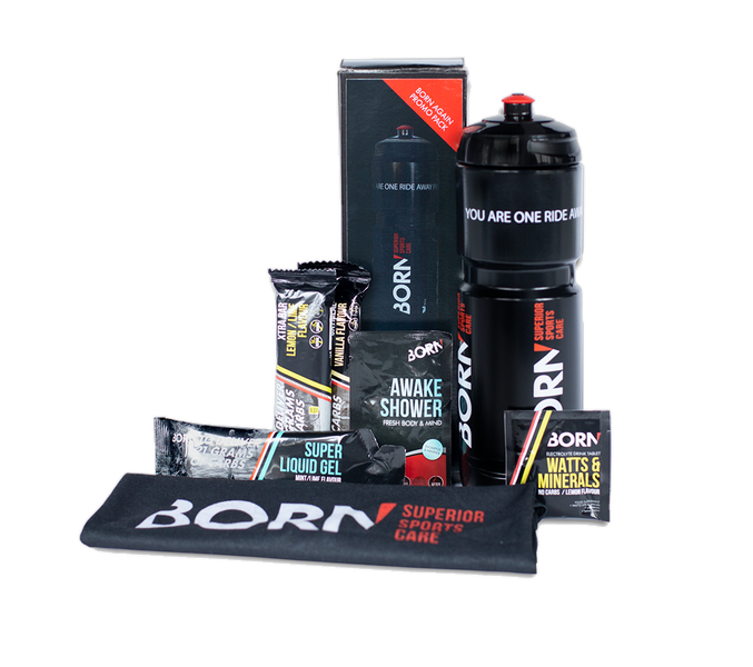 BORN AGAIN PROMO PACK