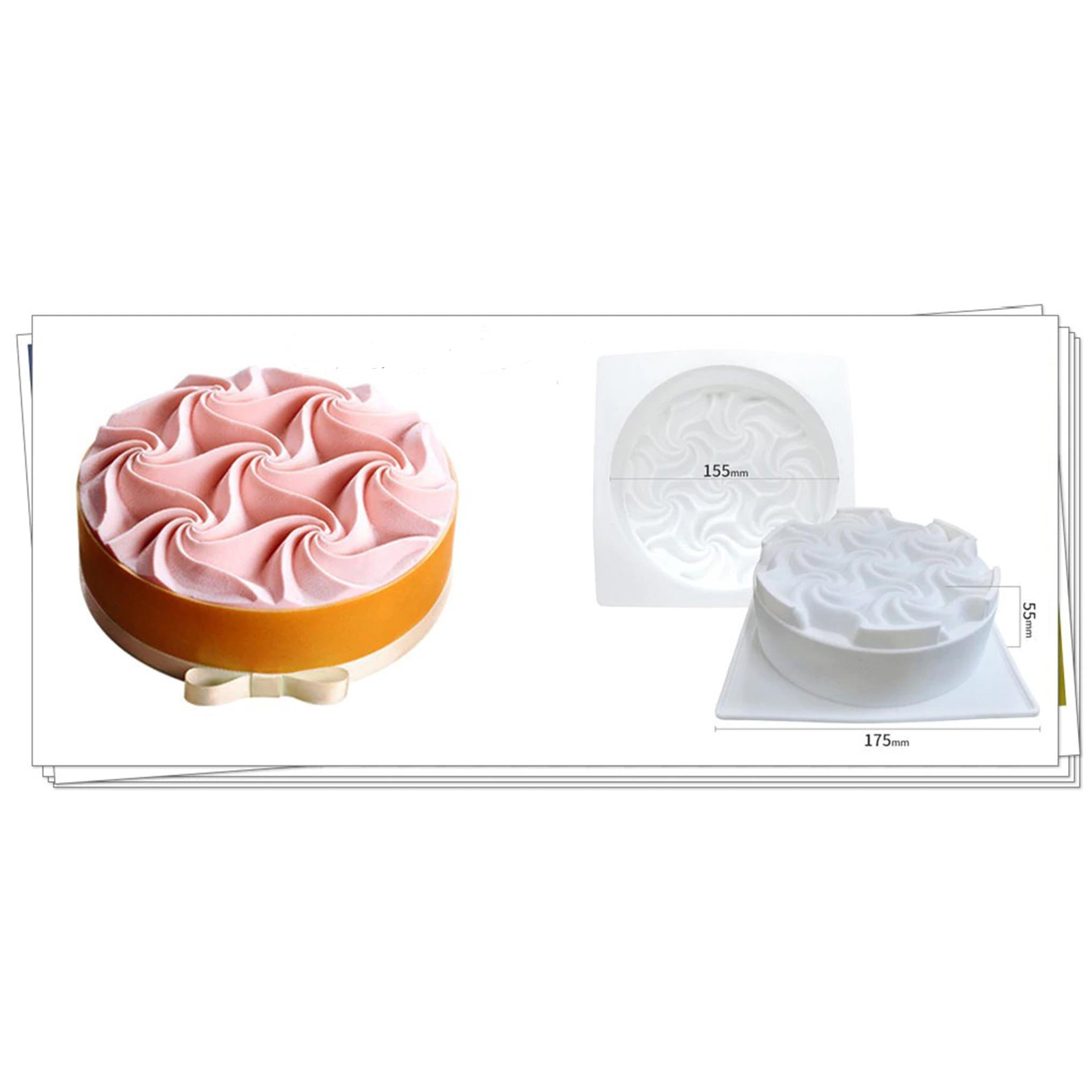3D Cake Mold