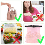 Load image into Gallery viewer, Eco Silicone Food Storage Bag