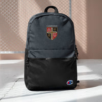 CSD Embroidered Champion Backpack