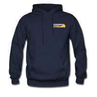 Carrier One Flatbed Proud Unisex Hoodie - navy