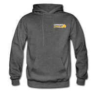 Carrier One Flatbed Proud Unisex Hoodie - charcoal gray