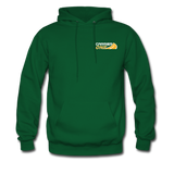 Carrier One Flatbed Proud Unisex Hoodie - forest green