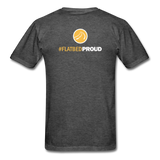 Men's T-Shirt - Flatbed Proud - heather black