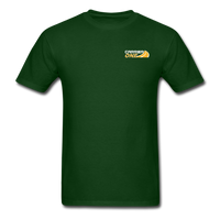 Men's T-Shirt - Flatbed Proud - forest green