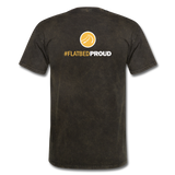 Men's T-Shirt - Flatbed Proud - mineral black