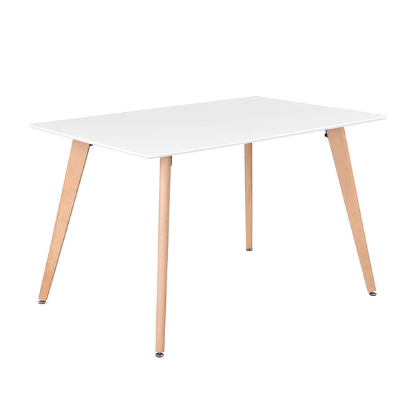 Eames Replica Rectangular Dining Table for 4 for Living Room