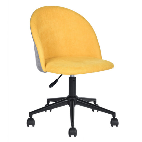 Height adjustable seat with 120mm gas lift modern ergonomic office chair