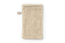 Load image into Gallery viewer, HIEKKA Linen Terry Bath Mitt