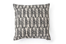 Load image into Gallery viewer, SULKA Cushion Cover Linen/Black