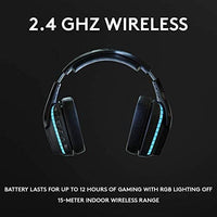 Logitech G935 Wireless DTS:X 7.1 Surround Sound-thumbnail