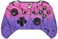Hand Airbrushed Fade Custom Controller-thumbnail