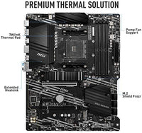 MSI B550-A PRO ProSeries Motherboard-thumbnail
