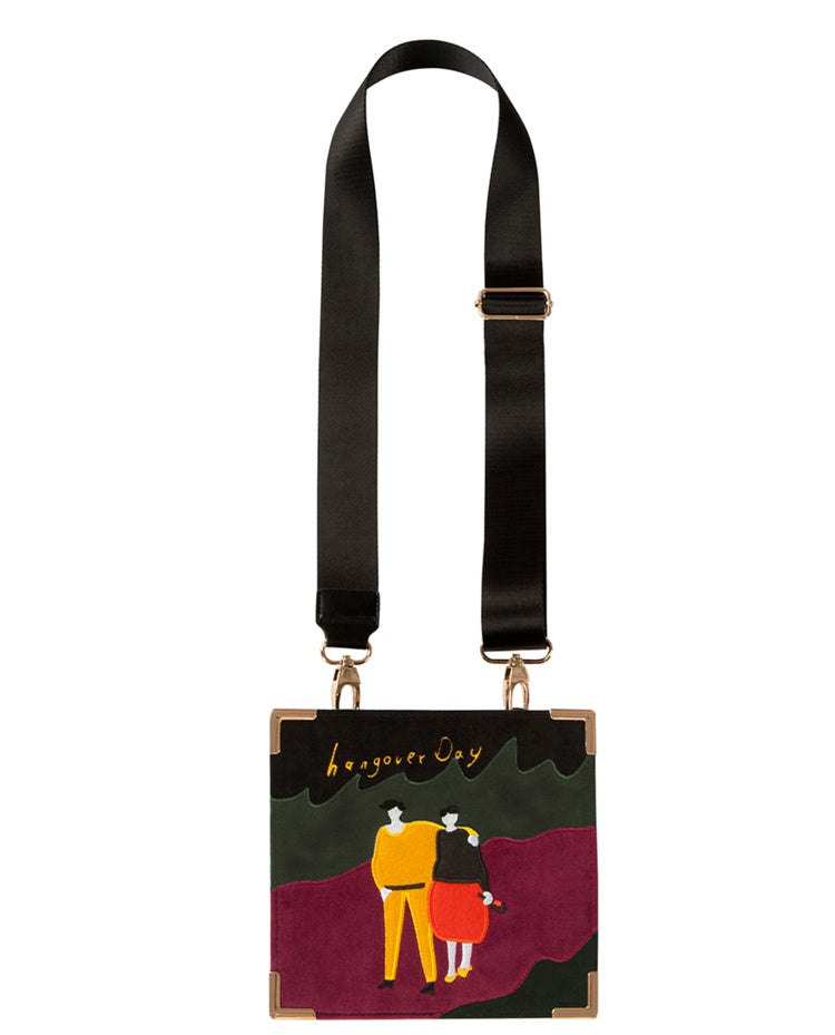 Hangover Day Cross Body Sling Bag