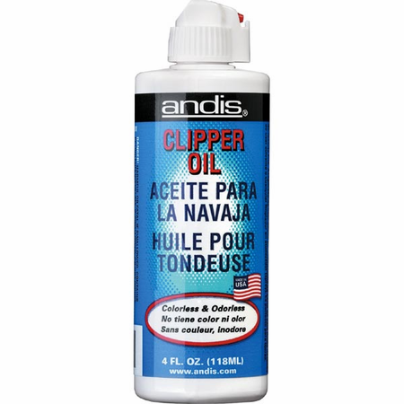 Andis Clipper Oil 4 oz