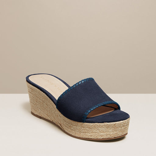 Palmer Suede Slide Wedge-WEDGES-Jack Rogers USA