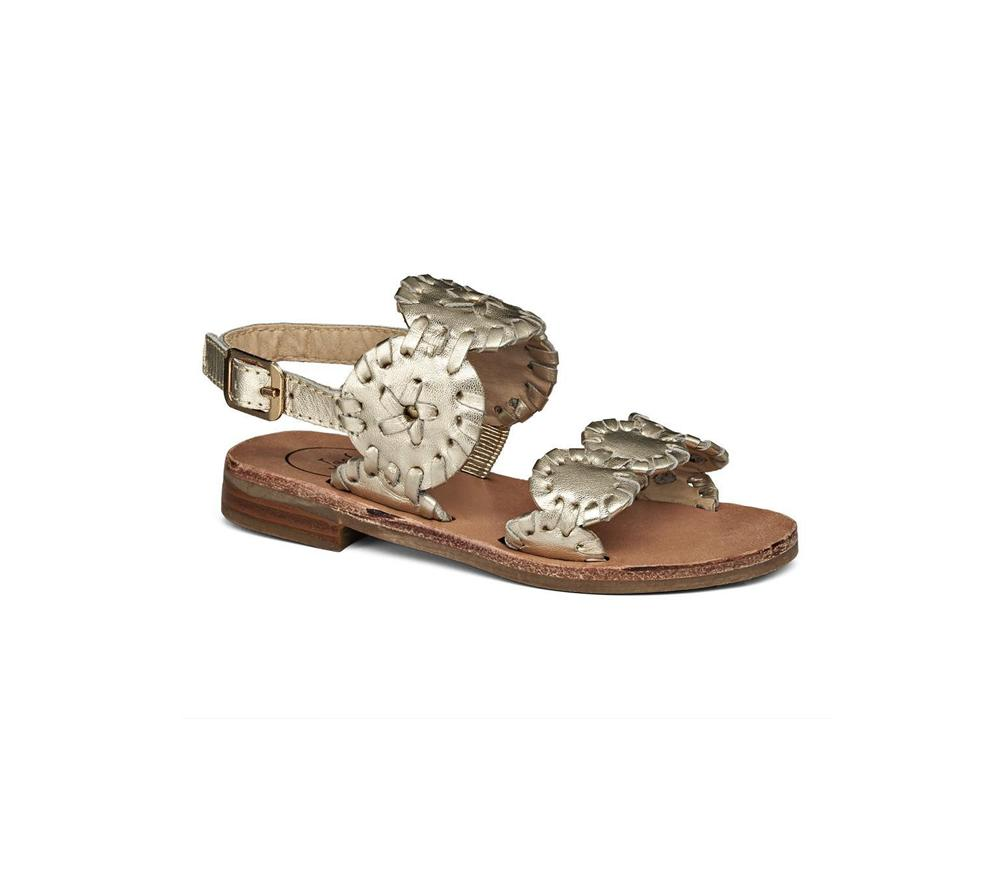Girls: Little Miss Lauren Sandal-SANDALS-Jack Rogers USA